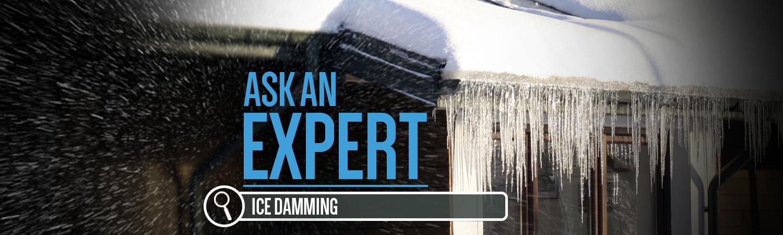 Ask An Expert Do Ice Dams Harm Shingles Donan